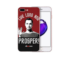 The Big Bang Theory Soft silicone phone cases