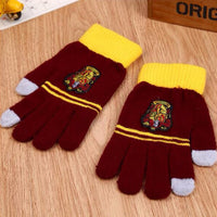 Guanti Harry Potter 4 case inverno winter socks