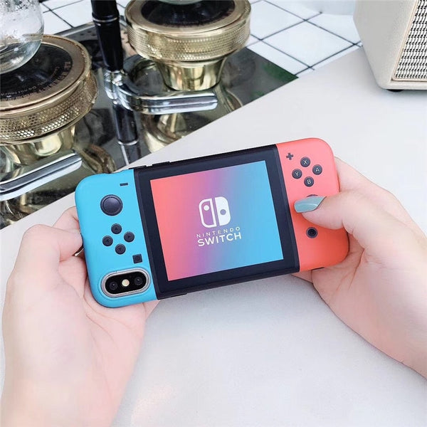 Game console SWITCH Remote Control Handle Phone Case