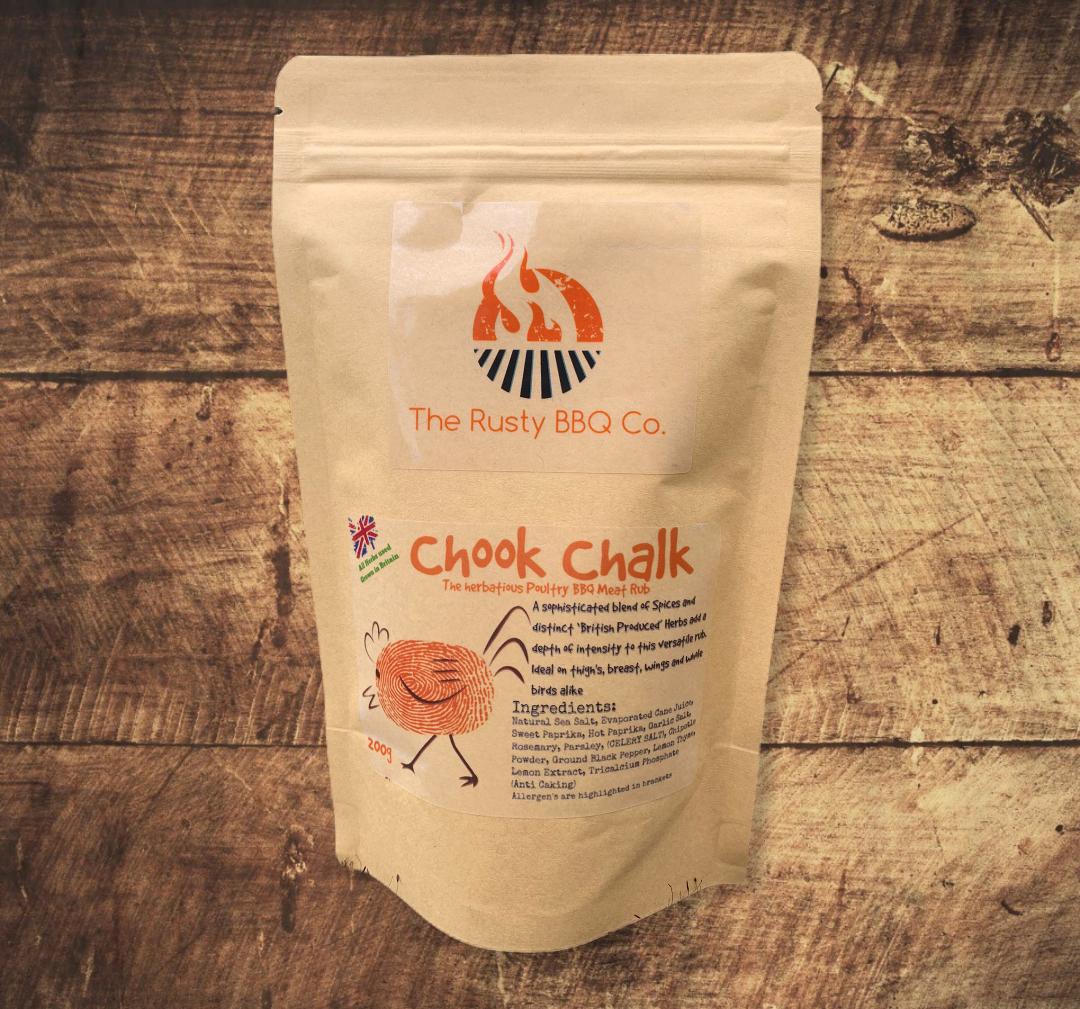 Chook Chalk BBQ Rub 200g