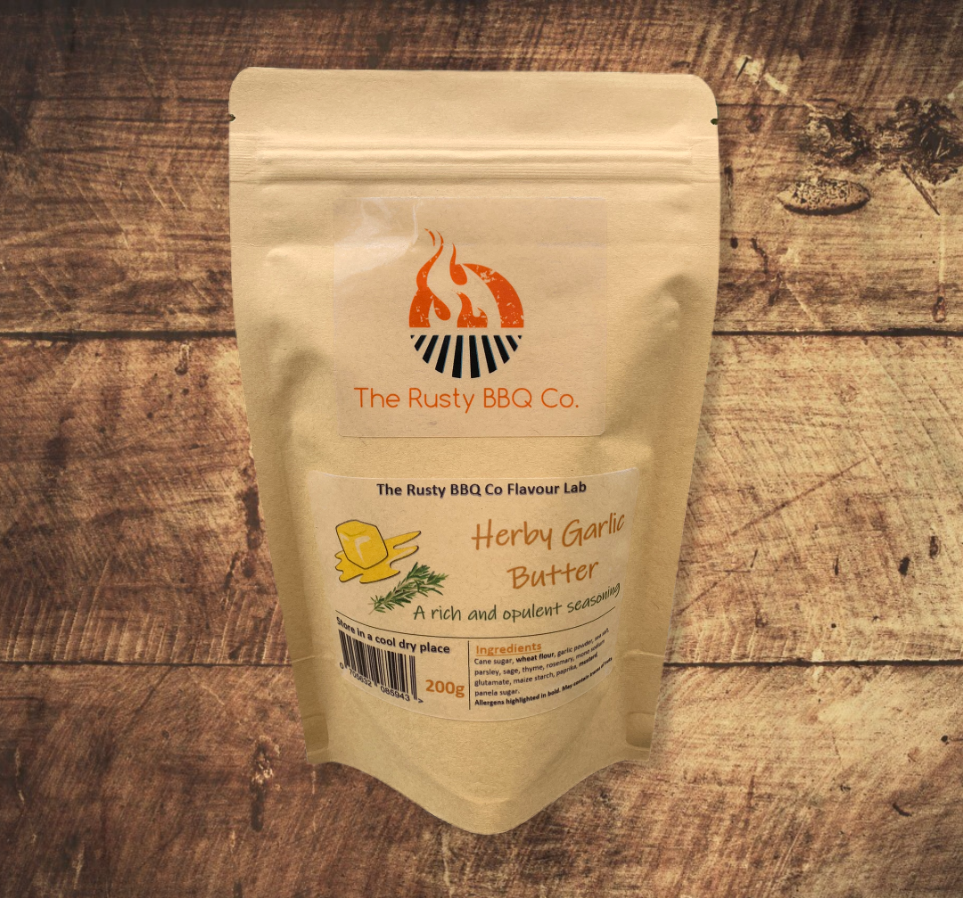 Herby Garlic Butter Rub and Seasoning 200g