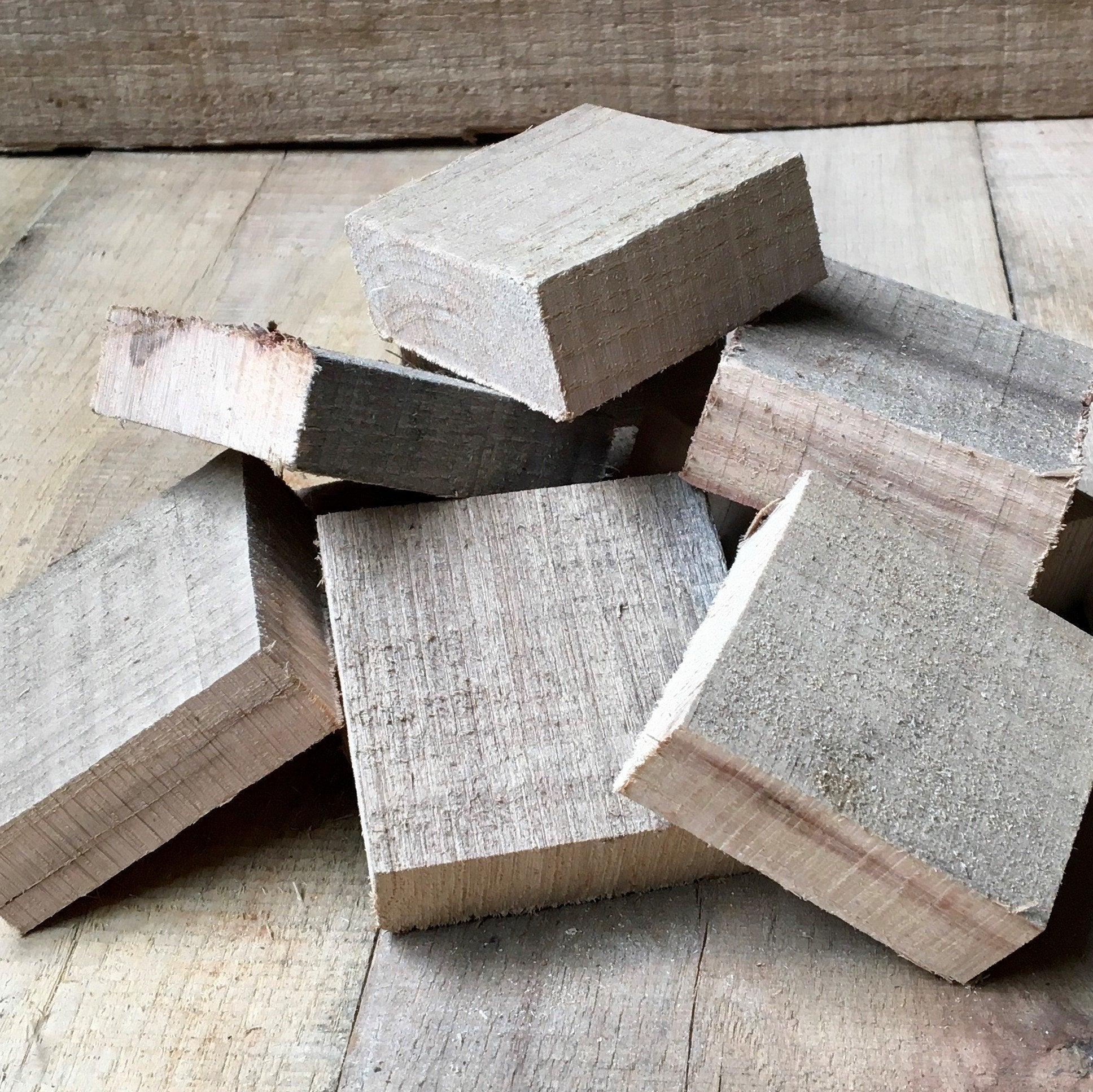 Hickory Wood Blocks