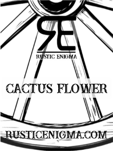 Cactus Flower 16 oz Wood Wicked Candles - 2 Weeks Processing Time