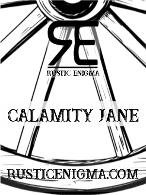 Calamity Jane 16 oz Wood Wicked Candles - 2 Weeks Processing Time