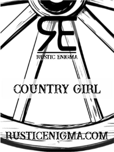 Country Girl  16 oz Wood Wicked Candles - 2 Weeks Processing Time