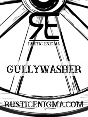 Gullywasher 16 oz Wood Wicked Candles - 2 Weeks Processing Time