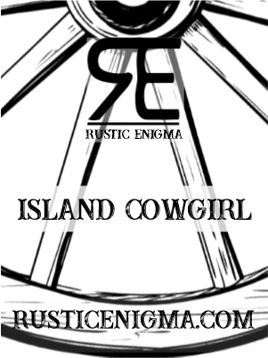 Island Cowgirl 16 oz Wood Wicked Candles - 2 Weeks Processing Time