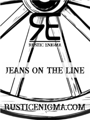Jeans on the Line 16 oz Wood Wicked Candles - 2 Weeks Processing Time