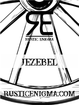 Jezebel 16 oz Wood Wicked Candles - 2 Weeks Processing Time
