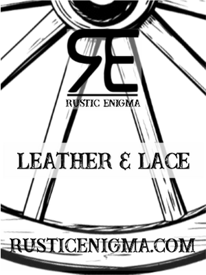 Leather & Lace 16 oz Wood Wicked Candles - 2 Weeks Processing Time