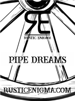 Pipe Dreams 16 oz Wood Wicked Candles - 2 Weeks Processing Time