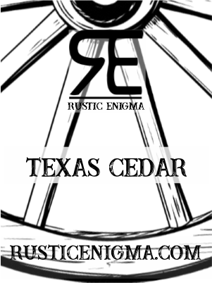 Texas Cedar 16 oz Wood Wicked Candles - 2 Weeks Processing Time