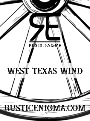West Texas Wind 16 oz Wood Wicked Candles - 2 Weeks Processing Time