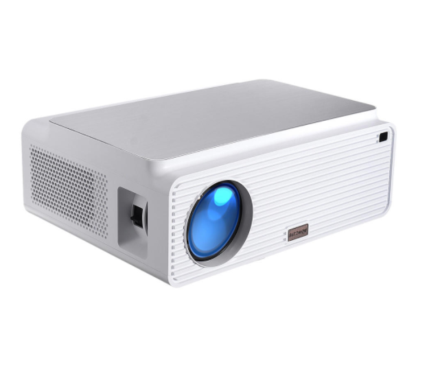 Blitzwolf® BW-VP3 4K Resolution Projector 6500 Lumens Android 8.0 Built-in Speaker Smart Home Theater