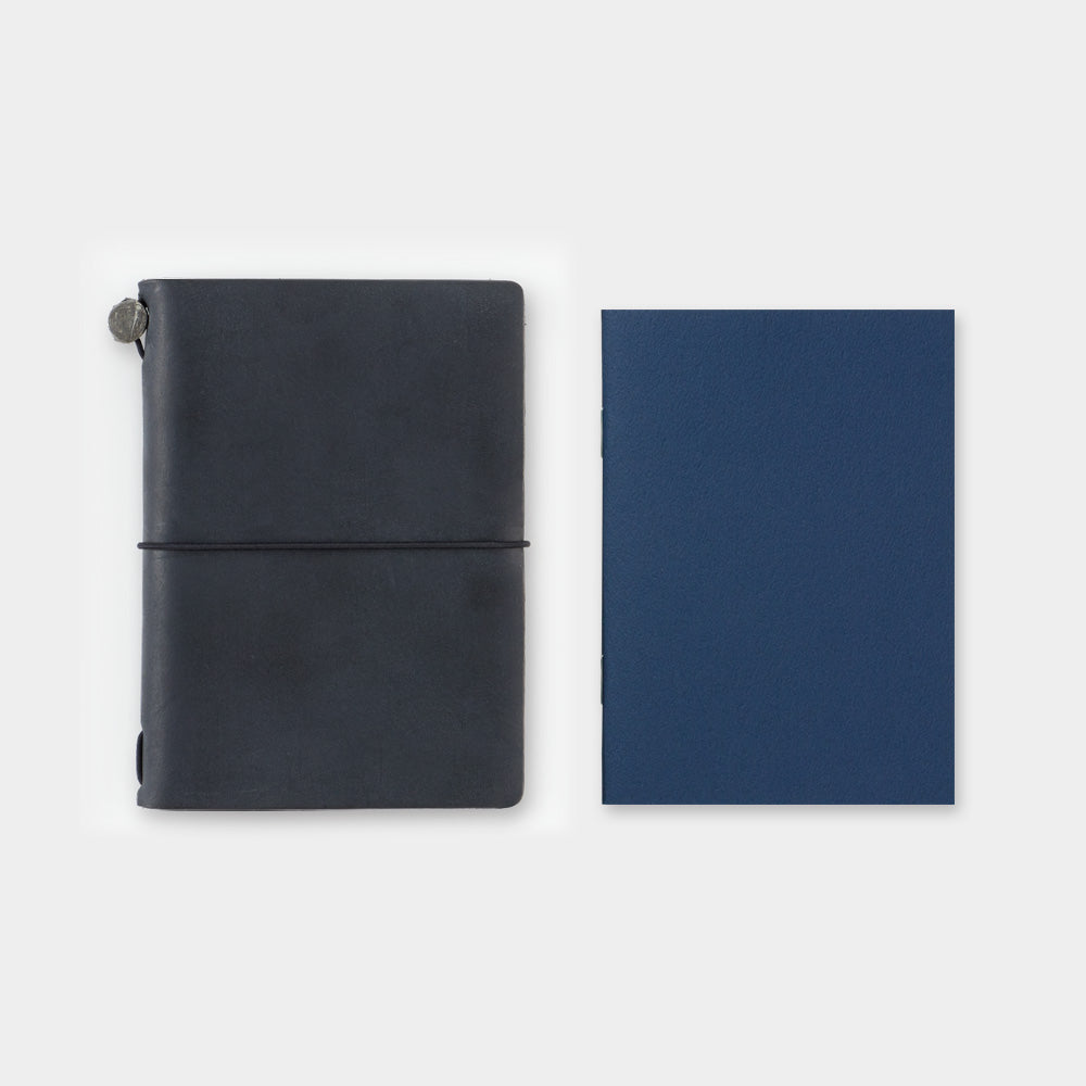 001 Lined Notebook (Passport Size)