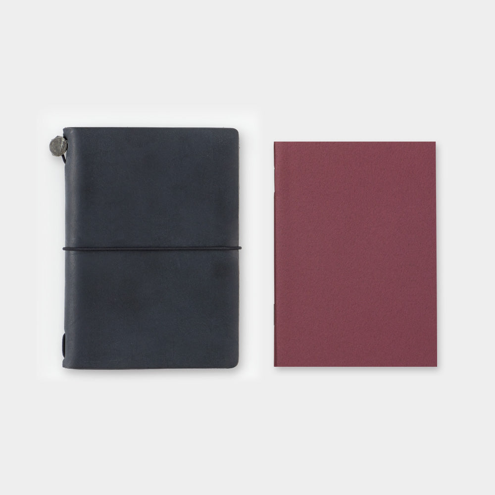 003 Blank Notebook (Passport Size)
