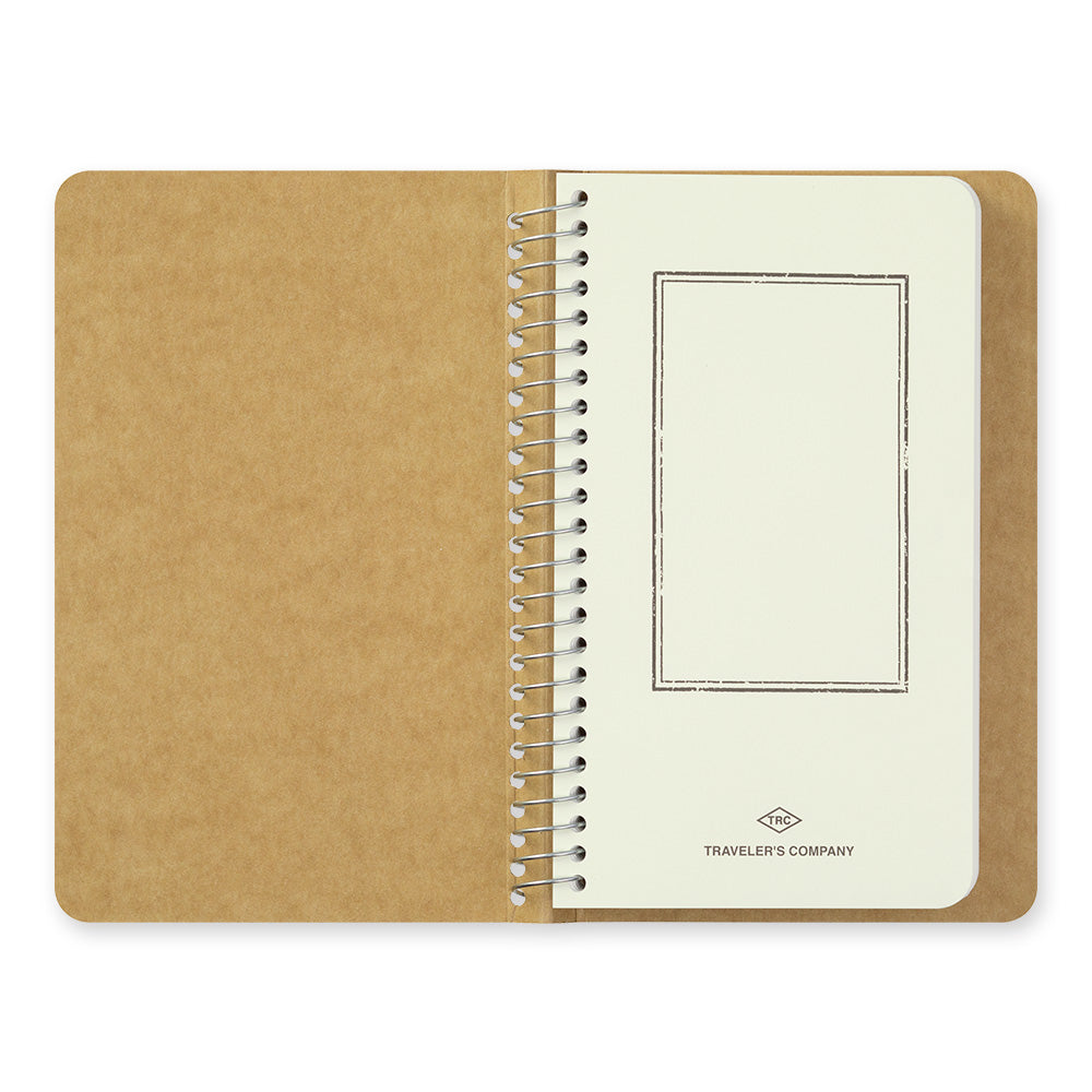 (A6 Slim) Blank MD Paper White