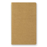 (A5 Slim) Blank MD Paper White