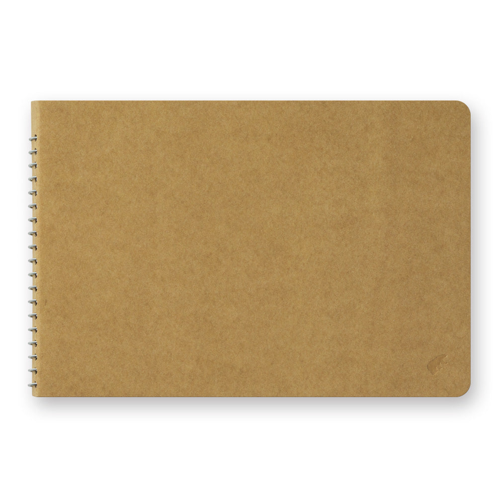 (B6) Blank MD Paper White