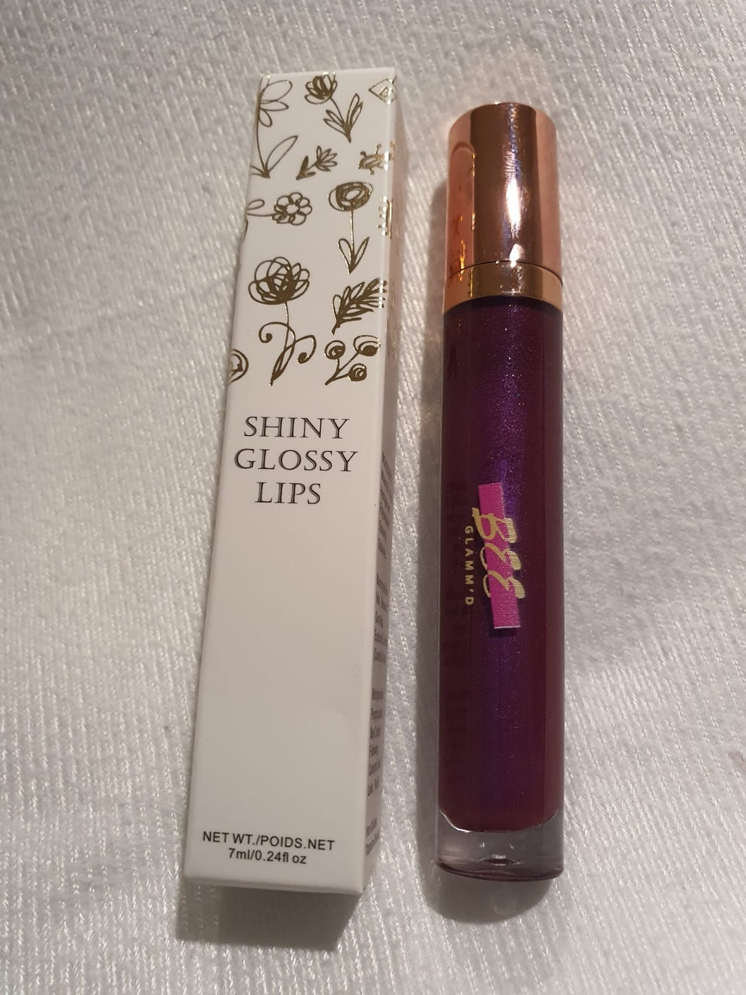 Lip Gloss #4 - BERRY BOOM