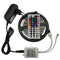 Tira de luces LED MOD1 RGB de 5 mts + Control Remoto - 20 Colores regulables