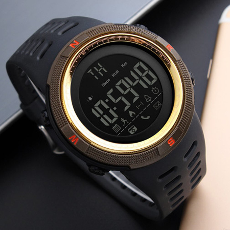 Smartwatch SKMEI 1250 + Handsfree Bluetooth Ultrabyte X7 Plus