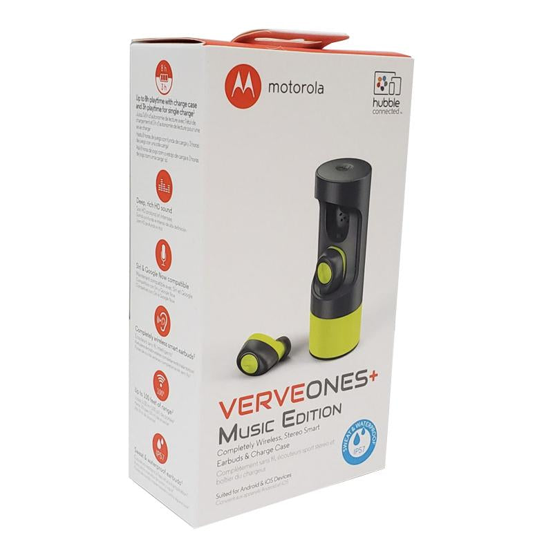 Handsfree Bluetooth Motorola Verve Ones+ Music Edition