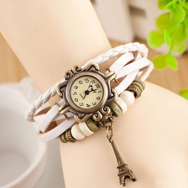 Reloj Curren RE0035 Vintage Eiffel