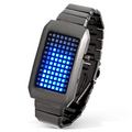 Reloj Led Metalico Matrix