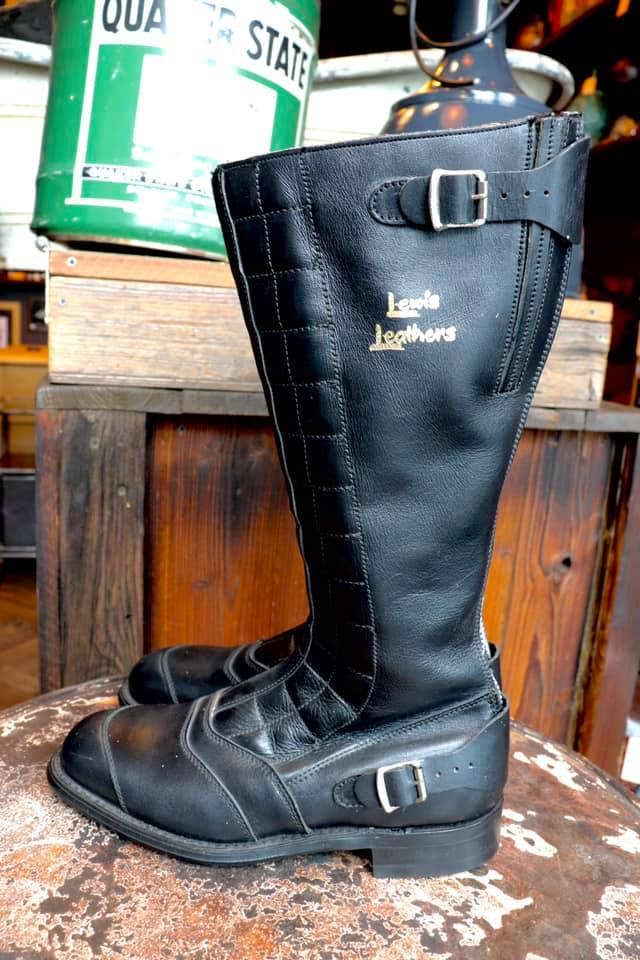 Lewis Leathers Stiefel (old stock)