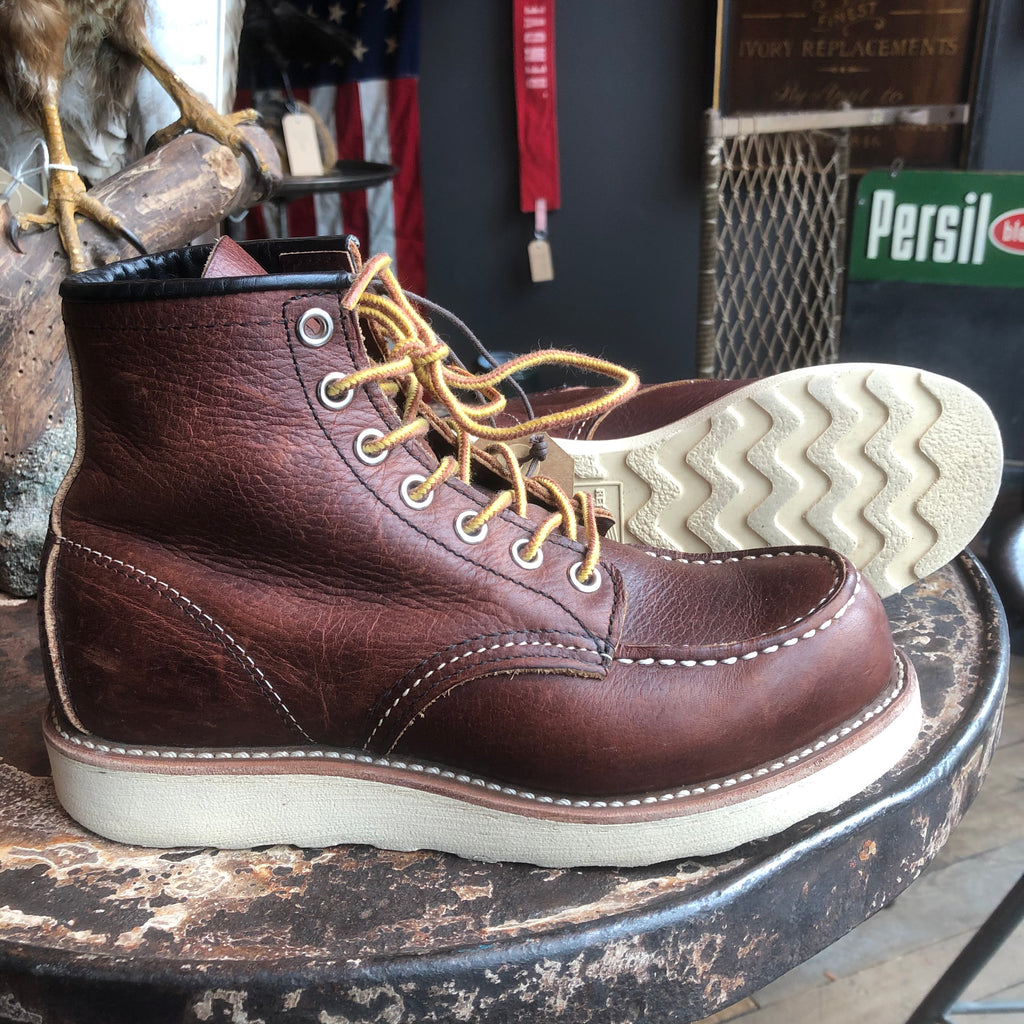Second Hand Red Wing Damen Moc Toe