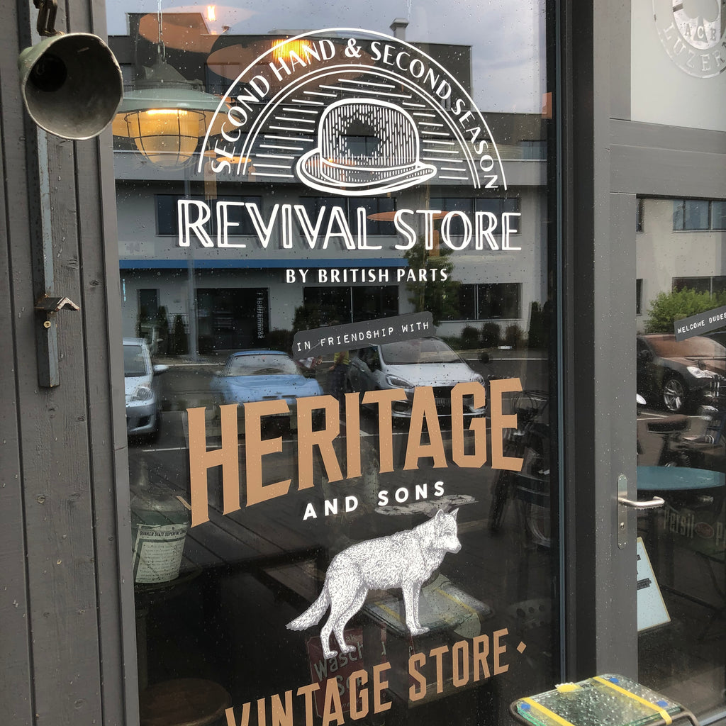 Revival Store & Heritage And Sons