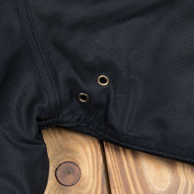 Pike Brothers 1944 N1 Deck Jacket Waxed Navy