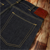 Pike Brothers 1958 Roamer Pant 15oz Indigo Blue