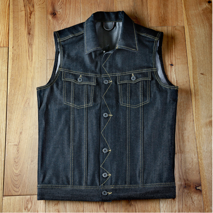 Pike Brothers 1958 Roamer Vest 11oz