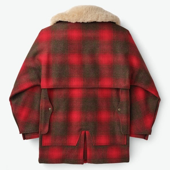 Filson Lined Wool Packer Coat