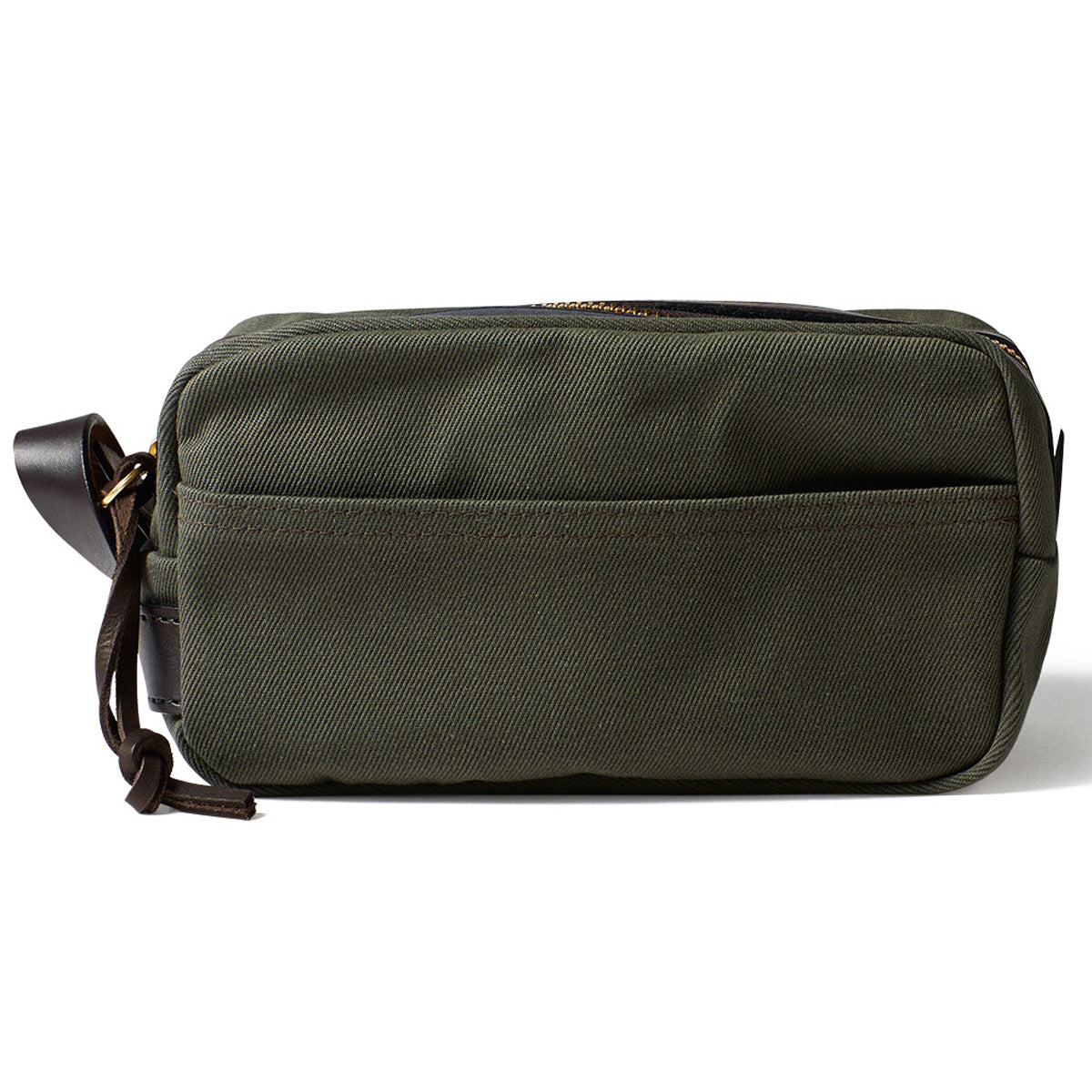 Filson Rugged Twill Travel Kit Otter Green