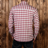 Pike Brothers 1937 Roamer Shirt Pioneer Red Check
