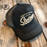 Stetson Trucker Cap Racing Team