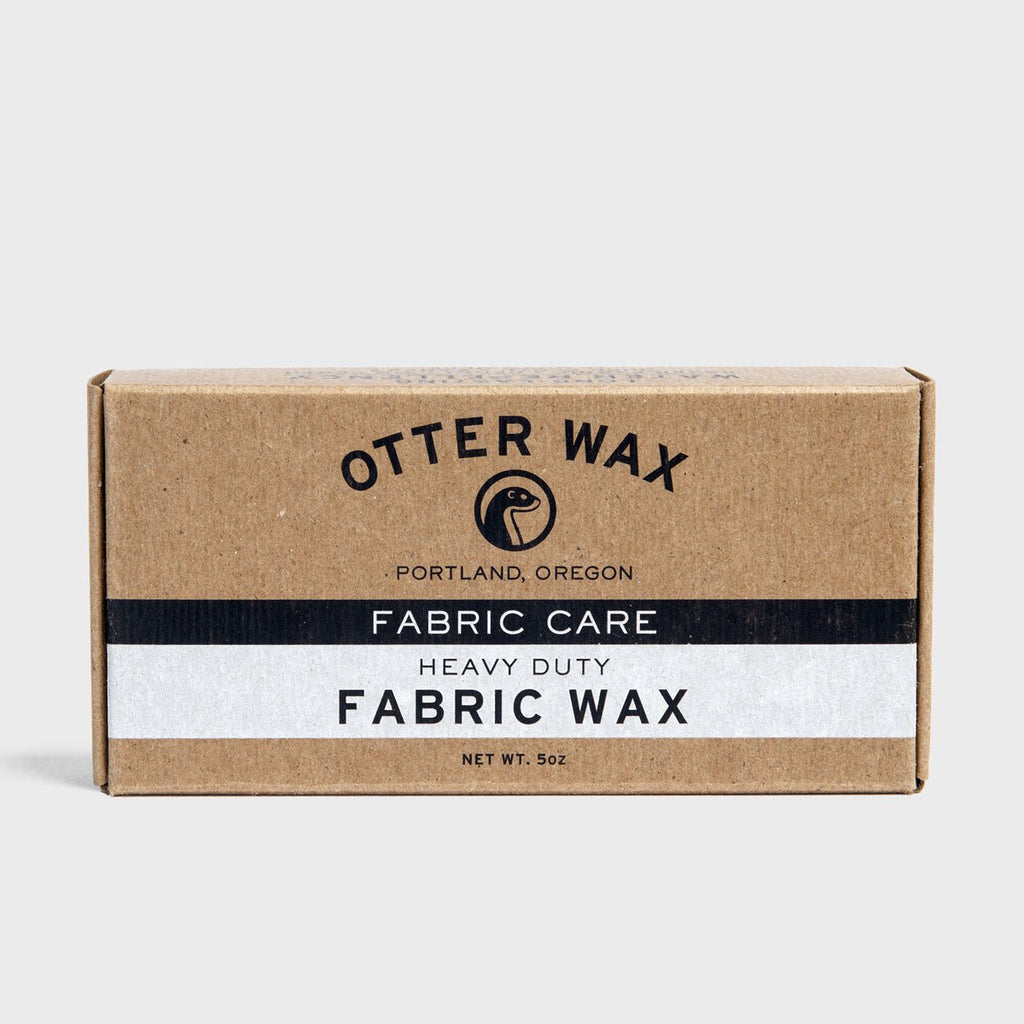 Otter Wax Heavy Duty Fabric Wax Large