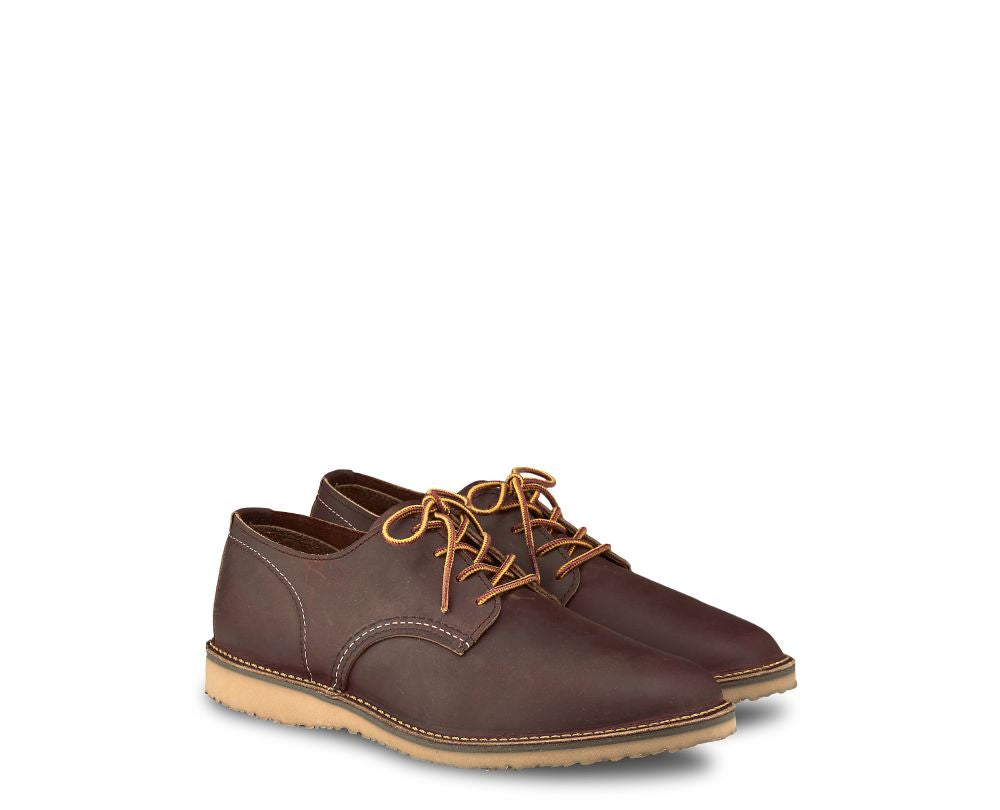 Red Wing Weekender Oxford 3303 Copper Rough & Tough