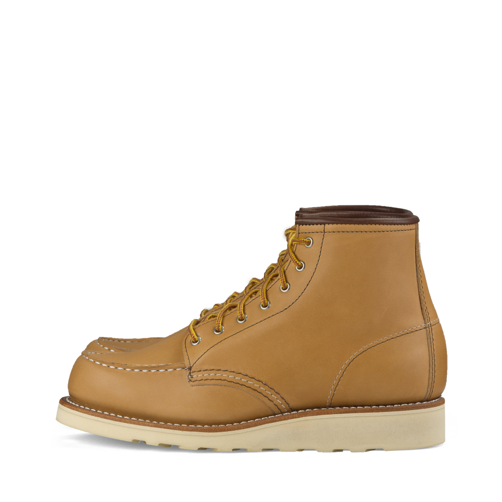 Red Wing Moc Toe 3374 Beige Pampas Damenschuh