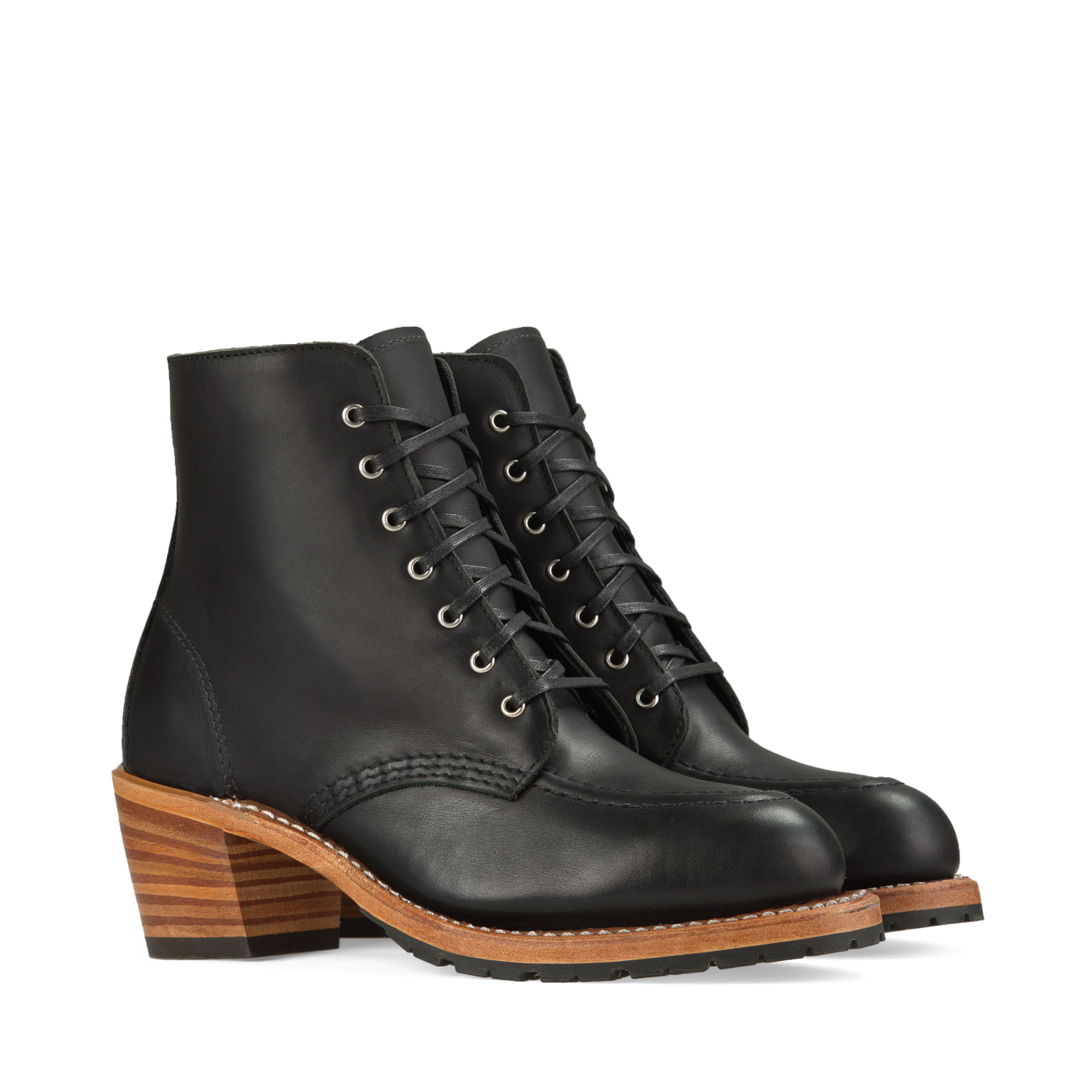 Red Wing Clara 3405 Black Boundary Damenschuh