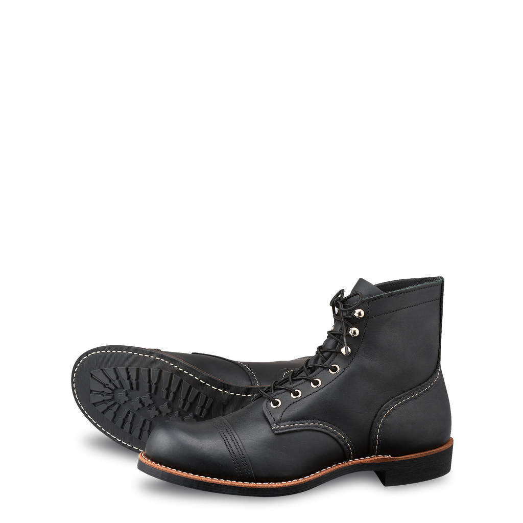Red Wing Iron Ranger 8084 Black Harness