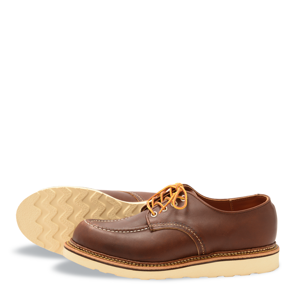 Red Wing Classic Oxford 8109 Mahogany Oro-iginal