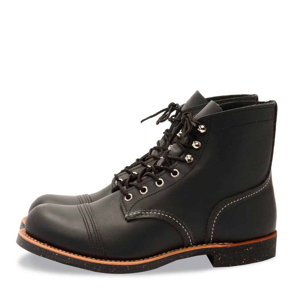 Red Wing Iron Ranger 8114 Black Harness