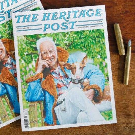 The Heritage Post - No. 37