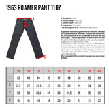 Pike Brothers 1963 Roamer Pant 11oz