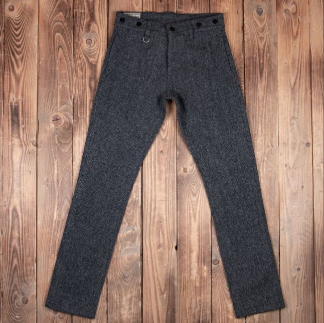 Pike Brothers 1923 Buccanoy Hose Dundee Grey