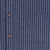 Pike Brothers 1923 Buccanoy Shirt Beaumont blue